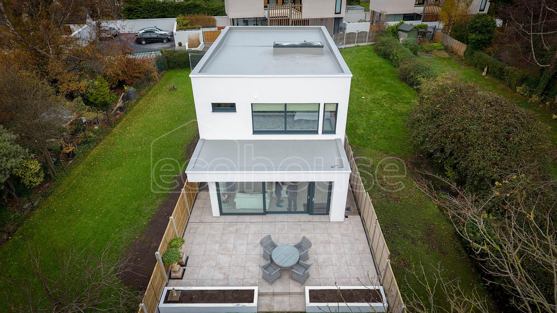 Ecohouse Clontarf Project