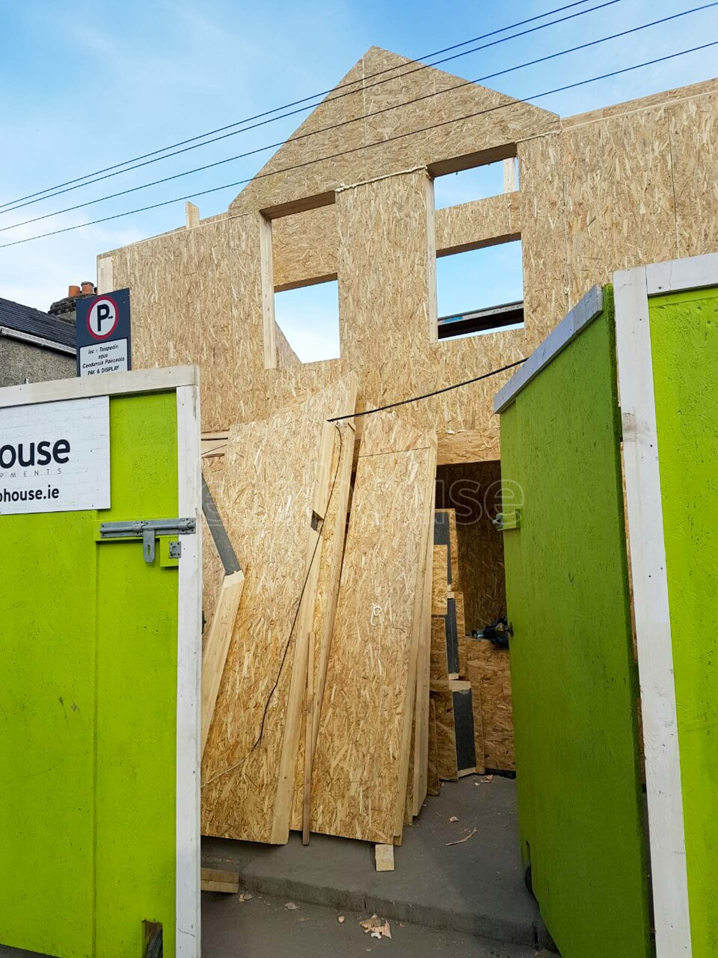 Ecohouse City Centre Project