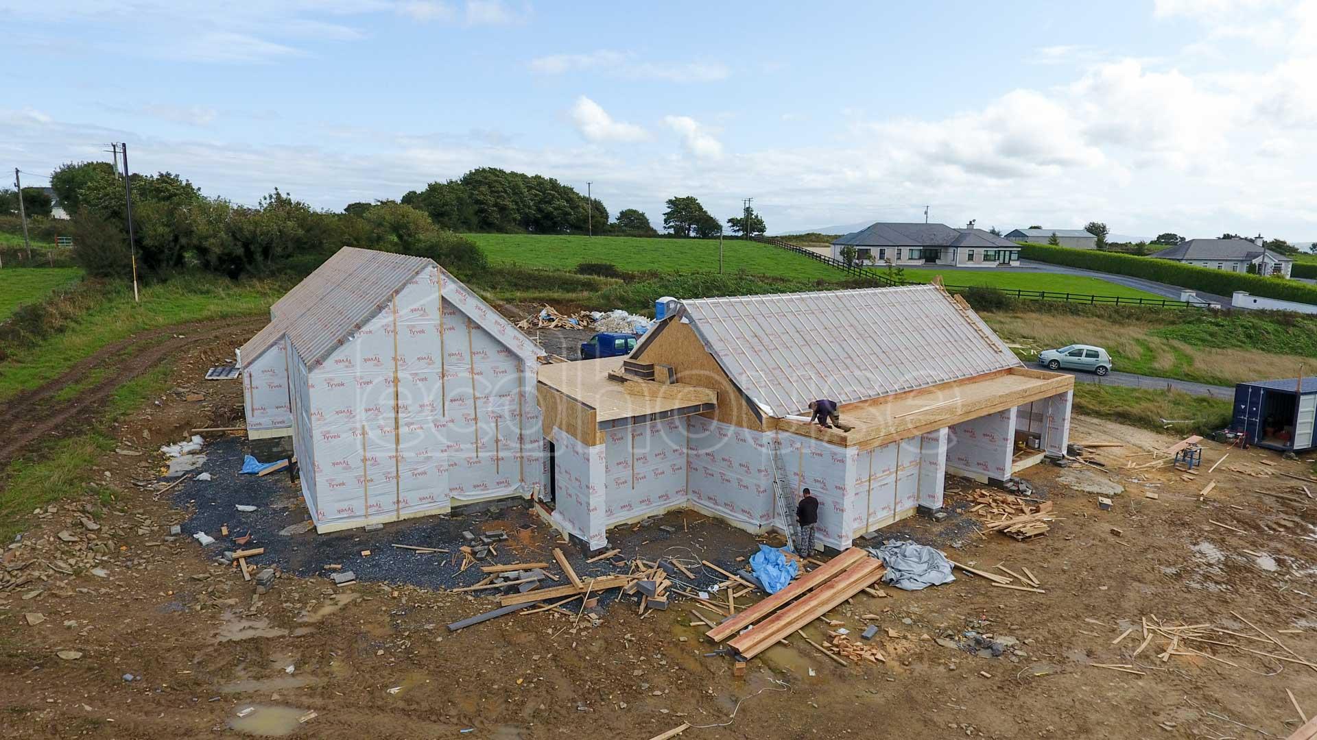 Ecohouse Kilkenny Project