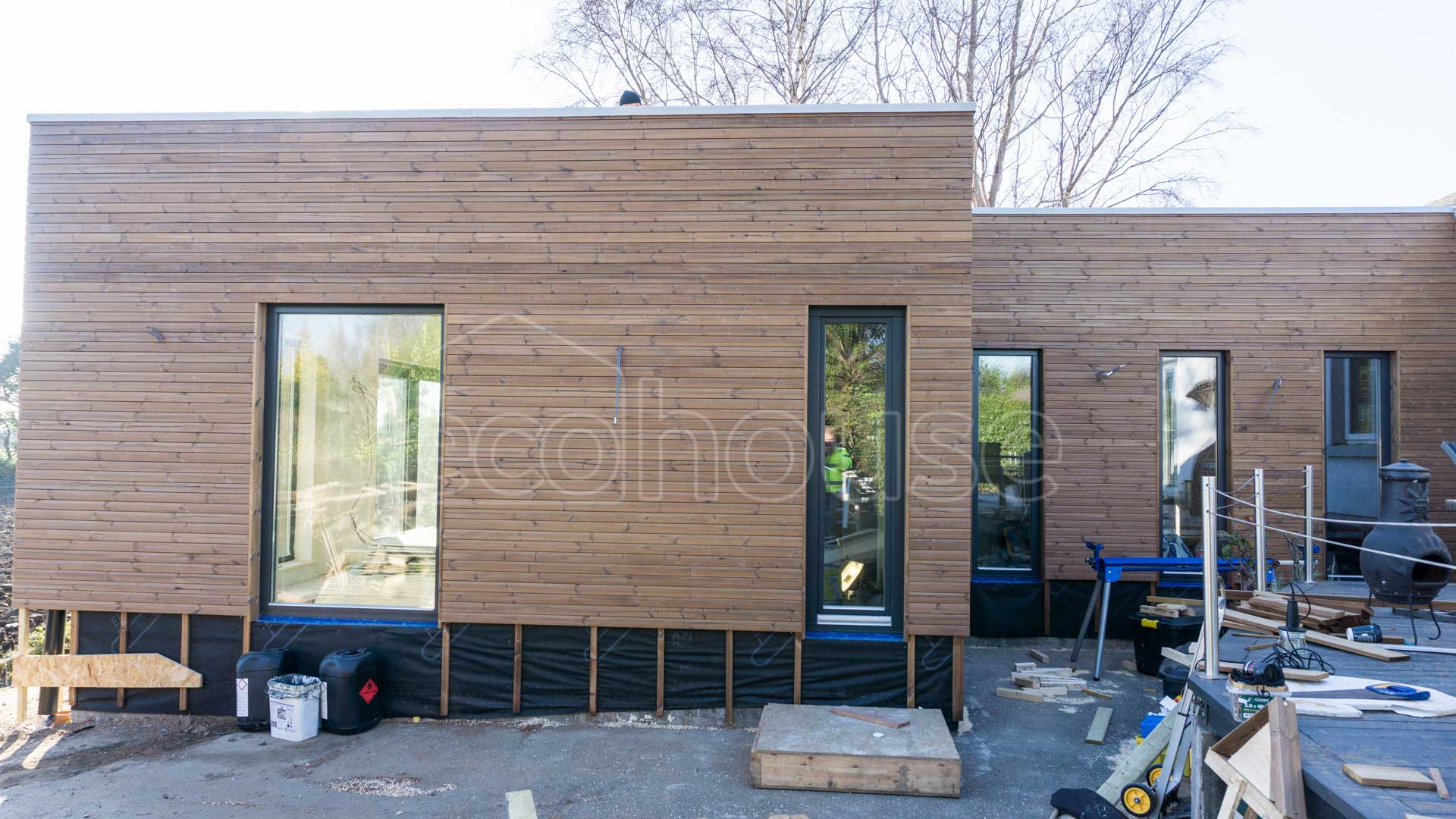 Ecohouse Extension
