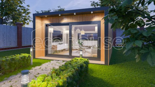 Ecohouse Garden Room