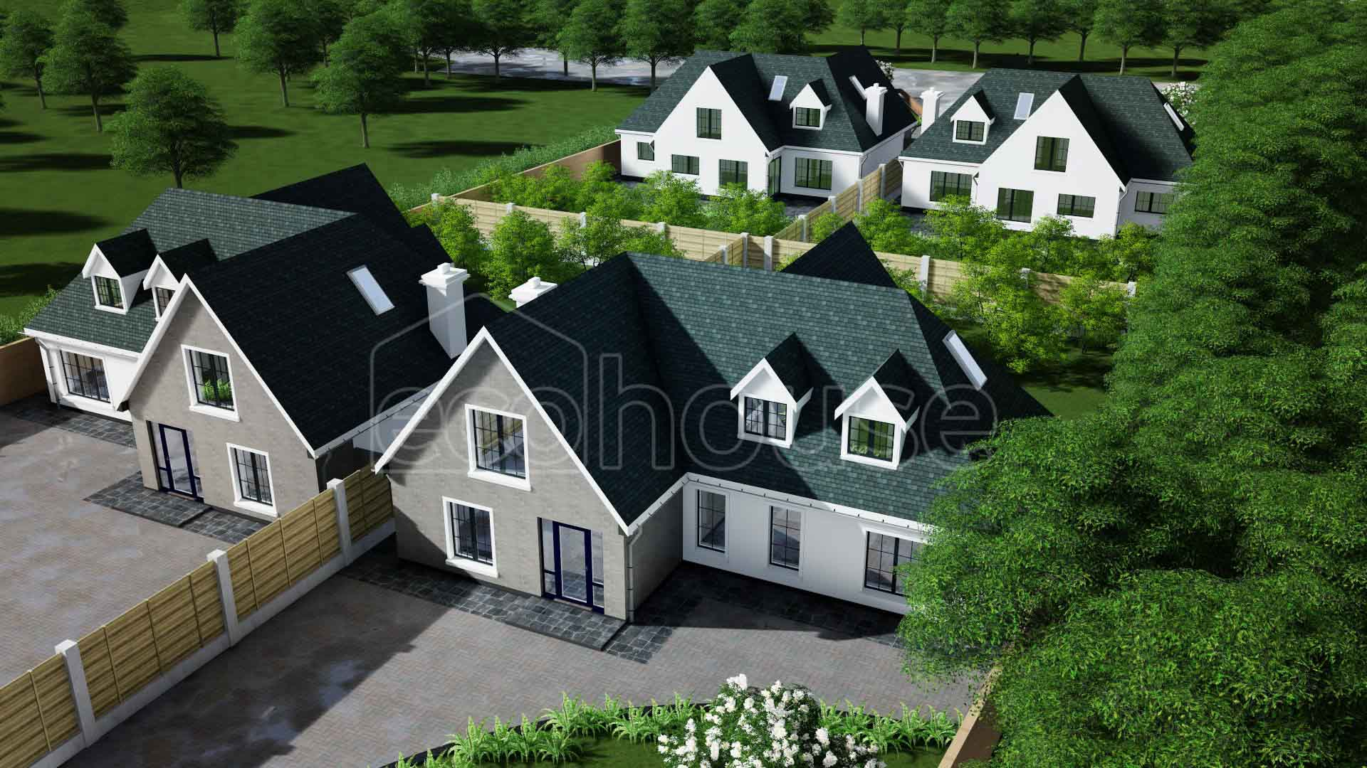 Ecohouse Ratoath Project