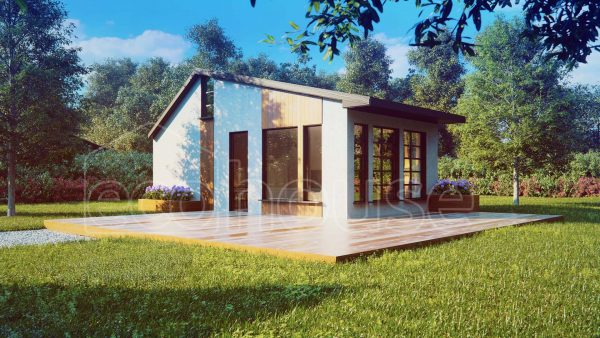 Ecohouse Tiny House