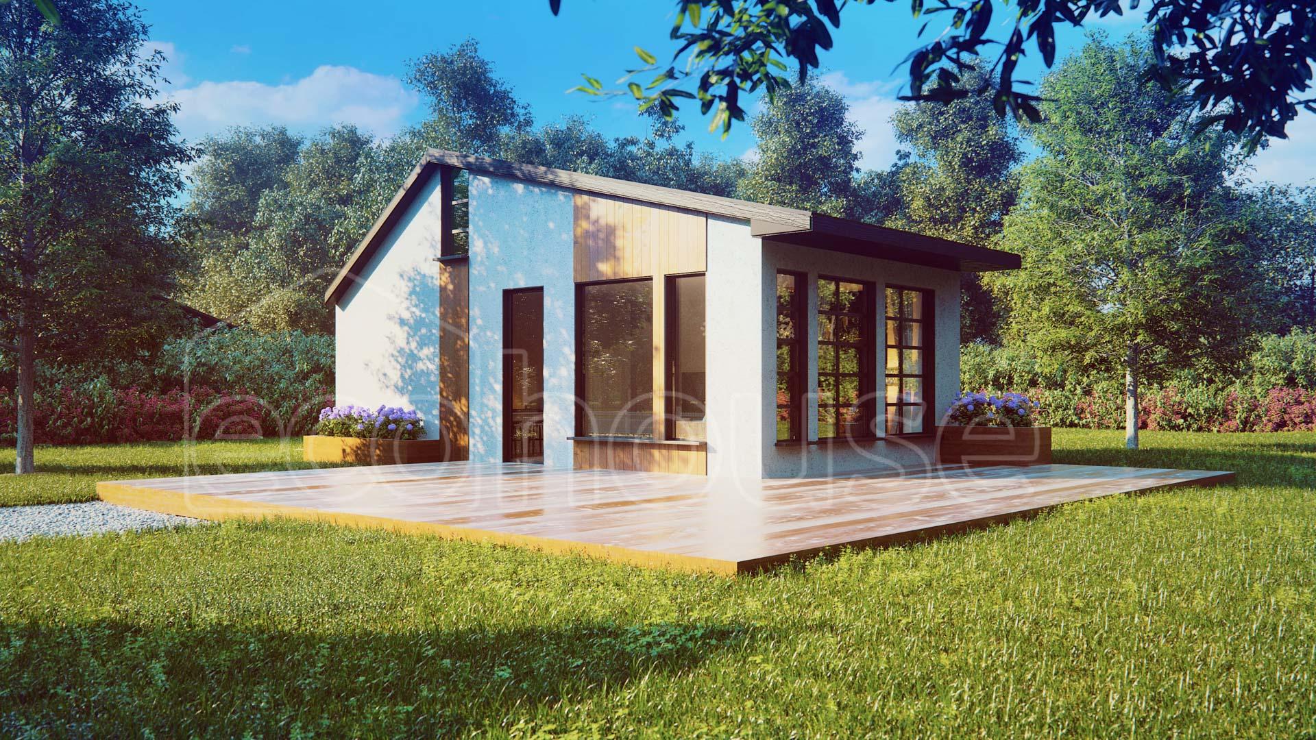 Ecohouse Tiny House