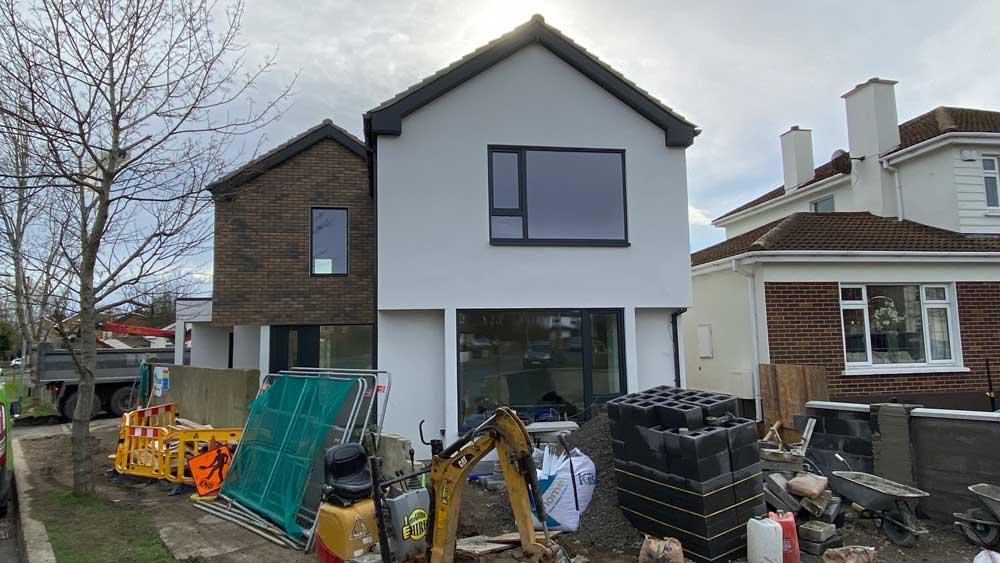 Eco House Construction - Blackrock 4