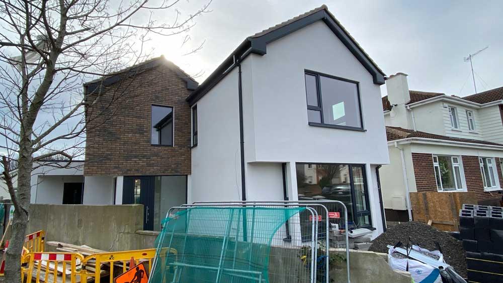 Eco House Construction - Blackrock 1