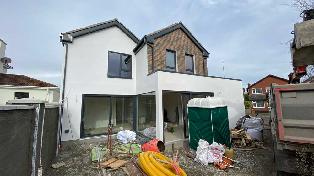 Eco House Construction - Blackrock 2