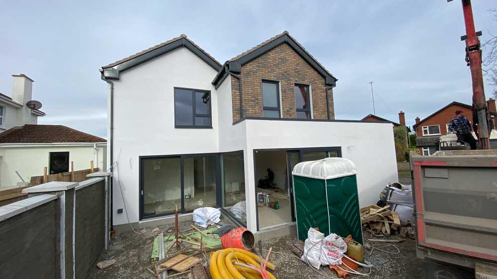 Eco House Construction - Blackrock 3