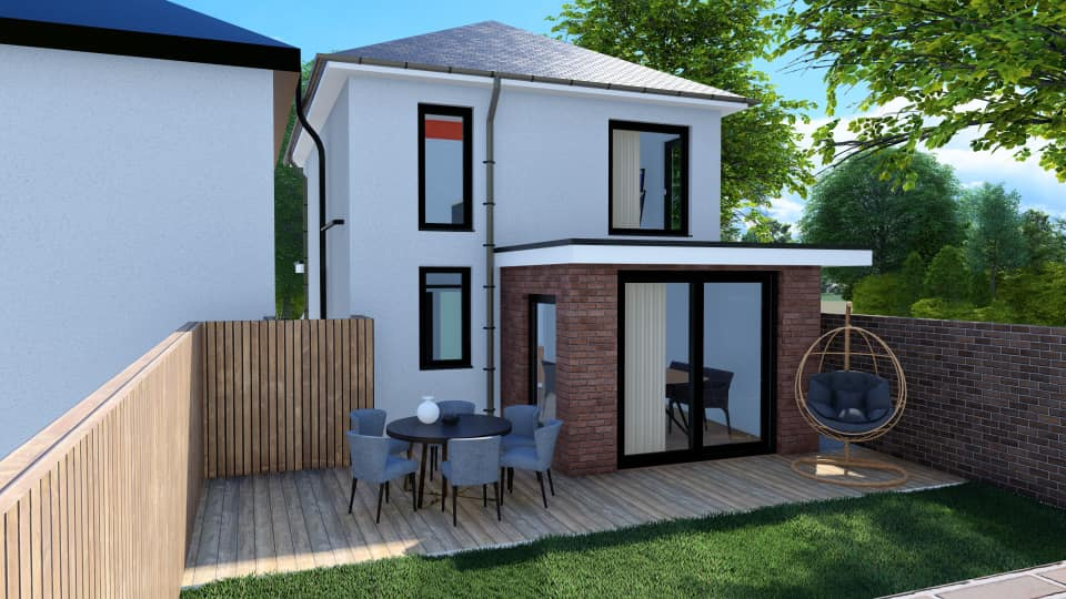 Malahide Passive House Project 1
