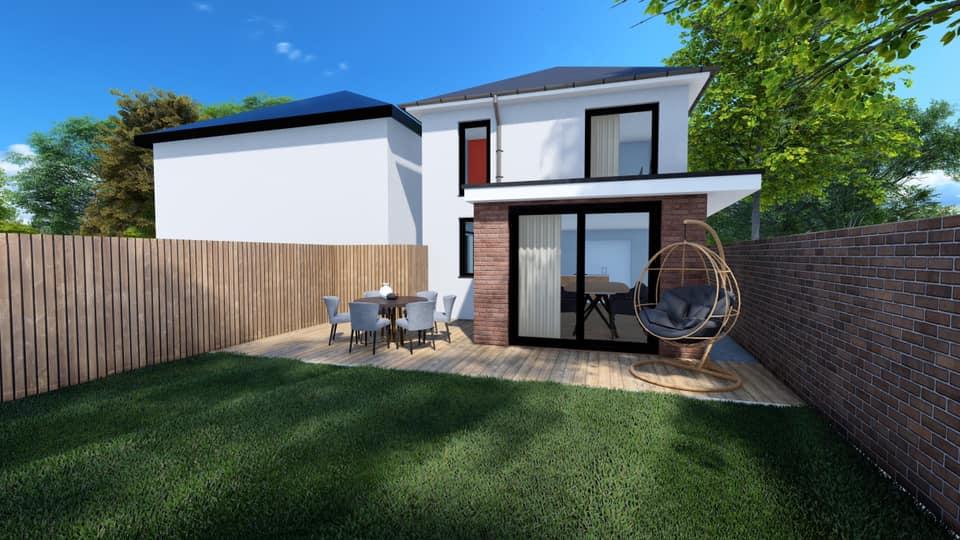 Malahide Passive House Project 4