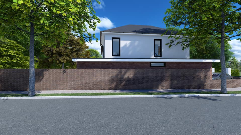 Malahide Passive House Project 5