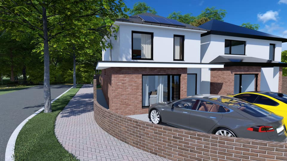 Malahide Passive House Project 6