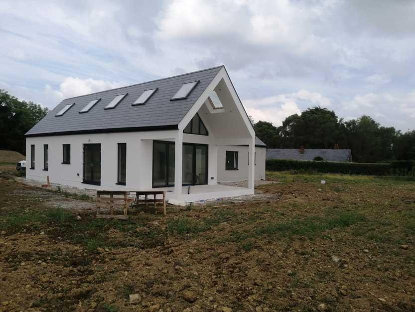 Ecohouse Kilmessan Project 1