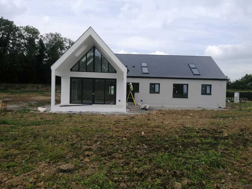 Ecohouse Kilmessan Project 4
