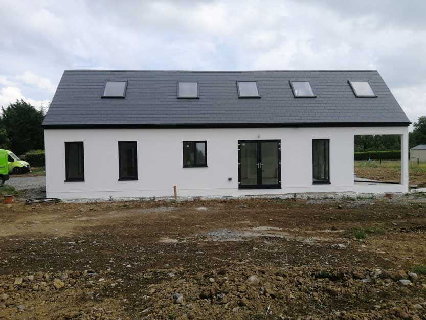 Ecohouse Kilmessan Project 6