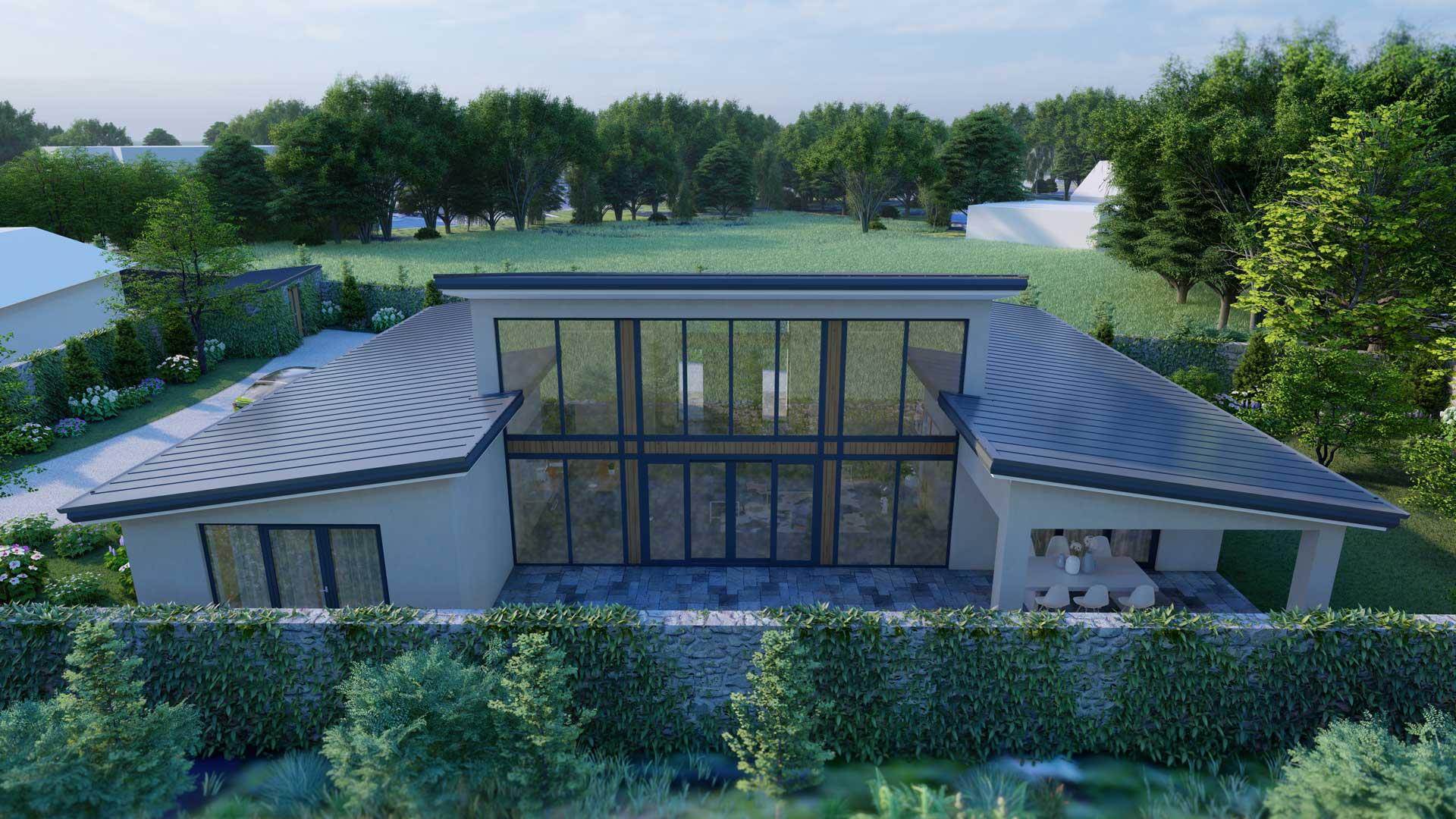 EcoHouse Kilkenny Project jkV1T2_2---Photo
